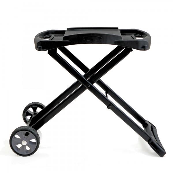 BBQ-Toro Grilltisch für Gasgrill | faltbarer Rollwagen für Grill