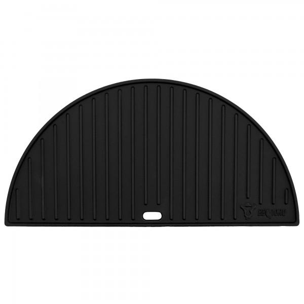 BBQ-Toro Gusseisen Grillplatte für Kamado Keramikgrill (Ø 52 cm) | Wendeplatte