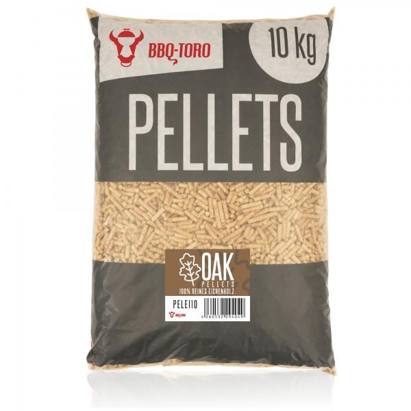 BBQ-Toro 10 kg Oak Pellets aus 100% Eichenholz | Eichenpellets