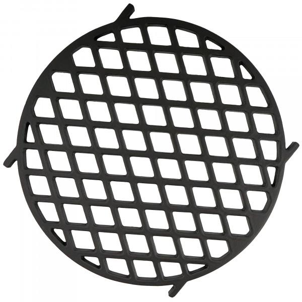 BBQ-Toro Gusseisen Grillrost Ø 30 cm | passend für Weber Gourmet BBQ