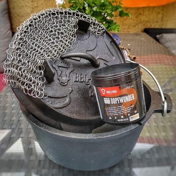 Dutch-Oven-reinigen
