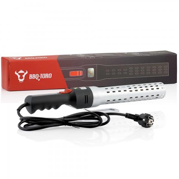 BBQ-Toro Elektrischer Grillanzünder IGGI | 2000 W, 650°C | Elektro Kohleanzünder